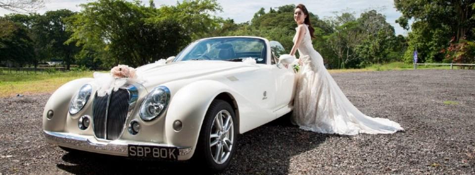 Wedding Cars Singapore Wedding Car Rental