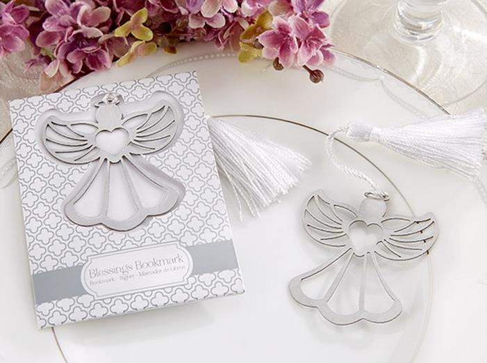 W for Wedding Bookmark