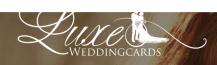 (8) Luxe Wedding Cards Logo
