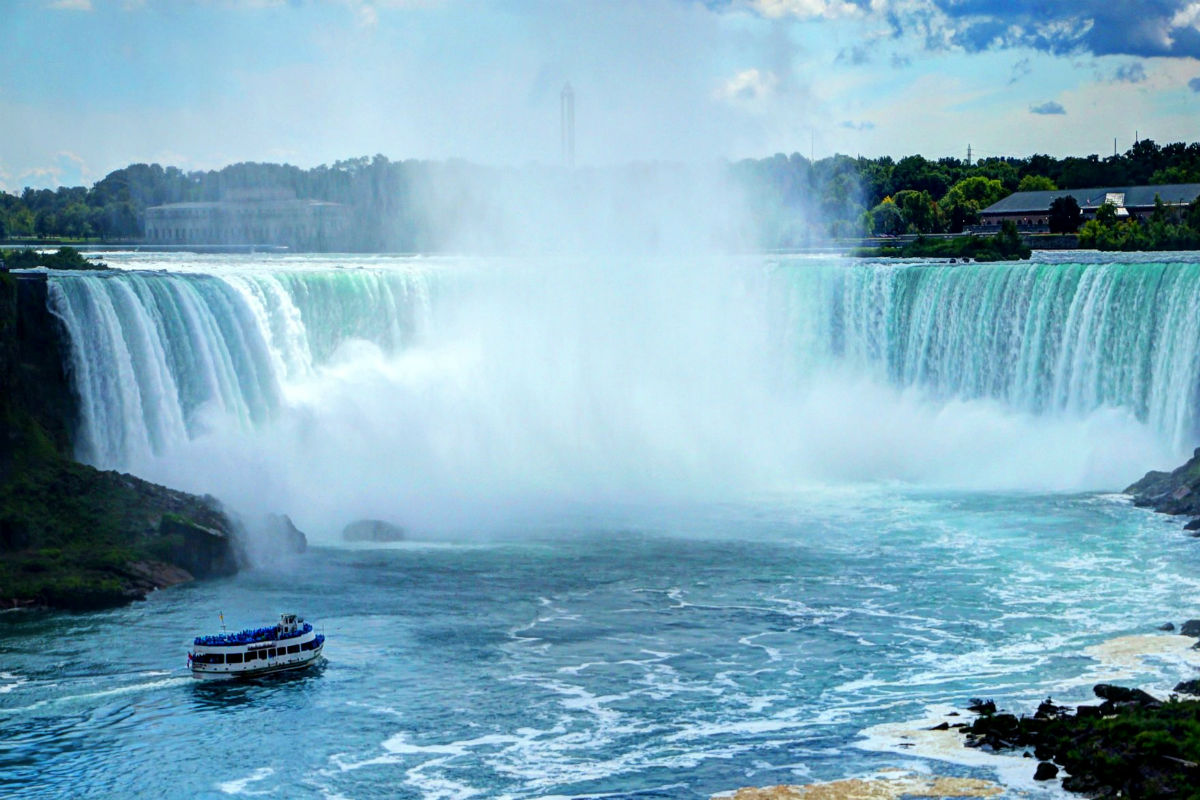 Niagara Falls Wallpapers 11313 Wallpaper Wallpaper Hd The