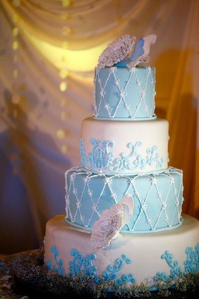 Heny Sison wedding cakes philippines