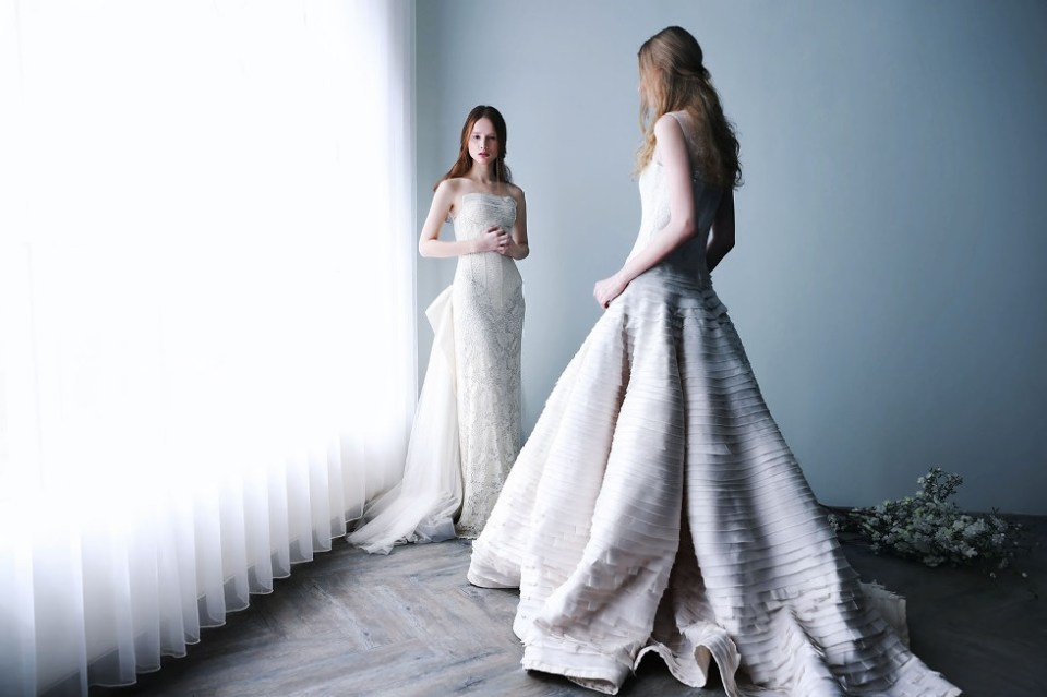 wedding gown designers - Jeffry Tan