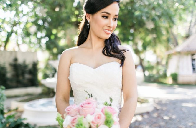popular wedding hair and makeup