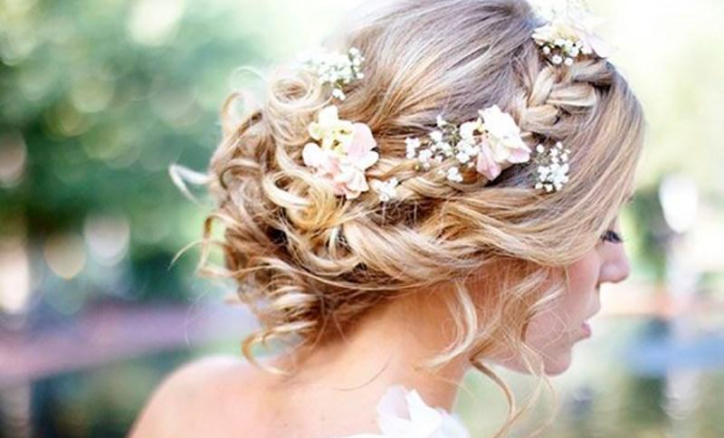 Wedding Hairstyles Plait