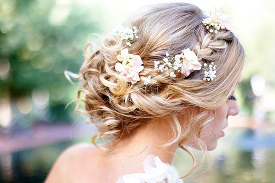 Wedding Hairstyles Plait