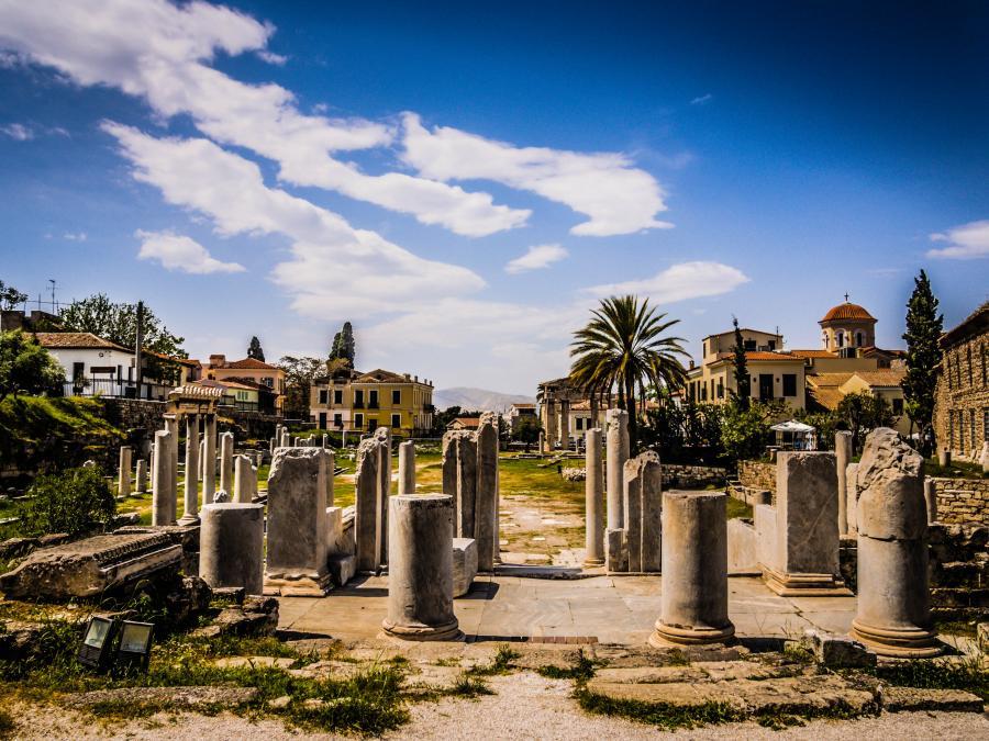 athens-honeymoon_ancient-agora-3