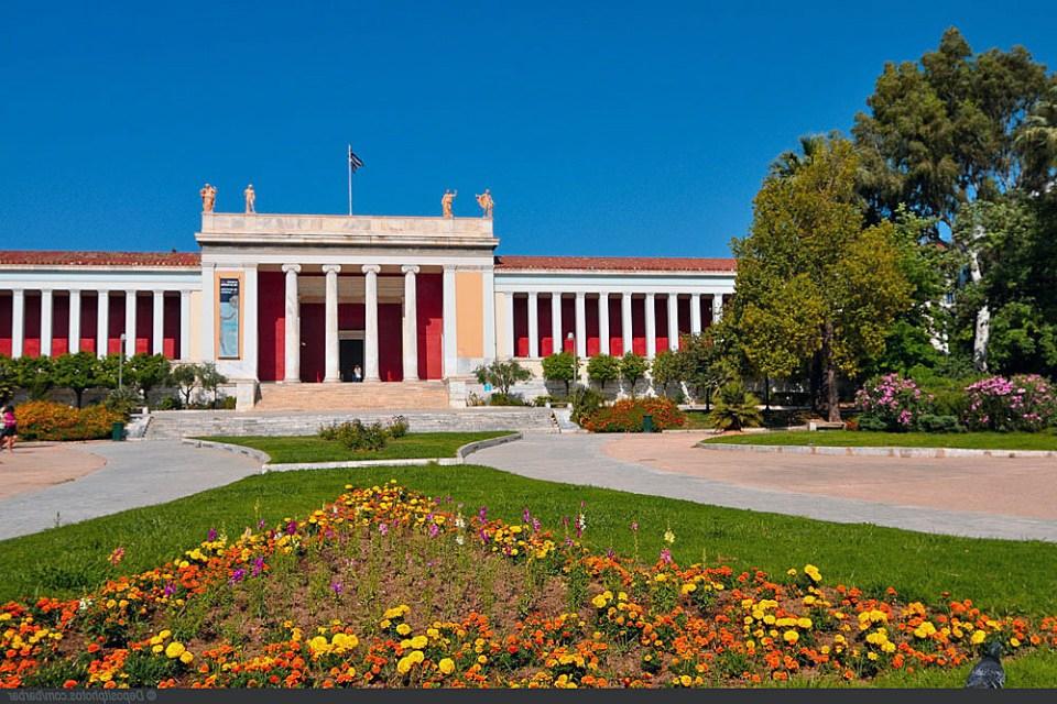 Athens Honeymoon National Archaeological Museum