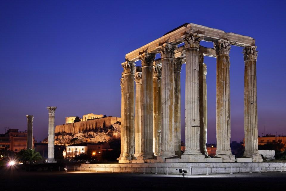 athens-honeymoon_temple-of-olympian-zeus-2