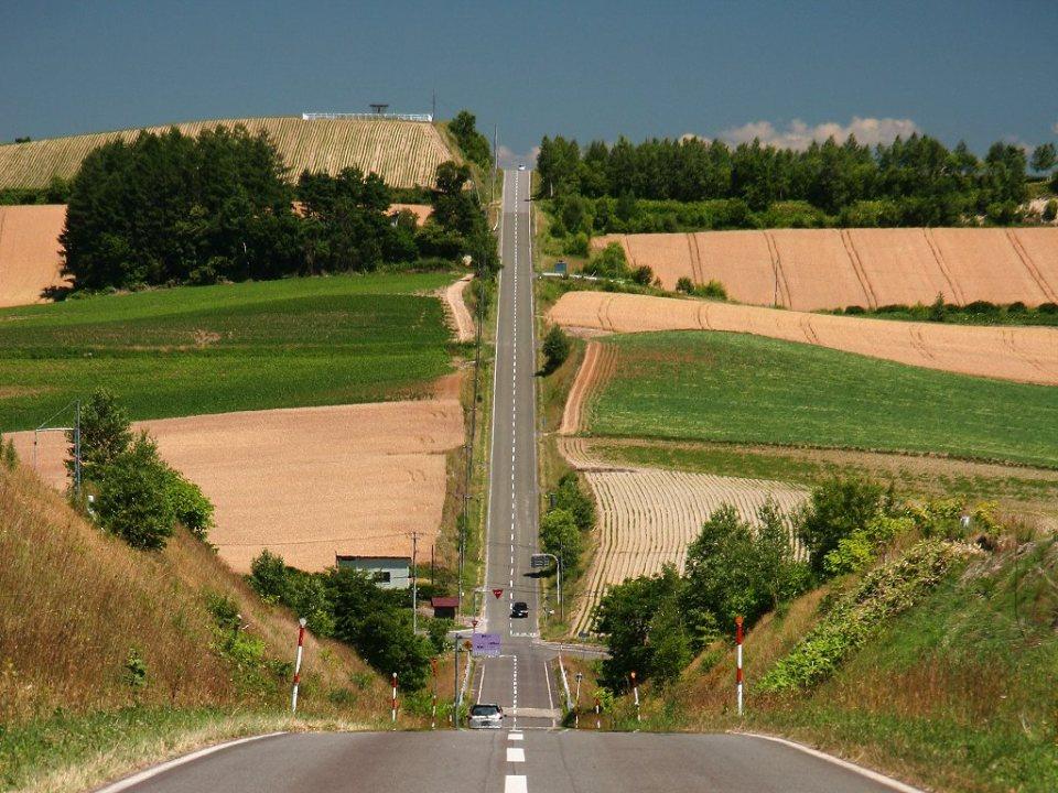 Hokkaido-Honeymoon-Roller-Coaster-Road-Matome