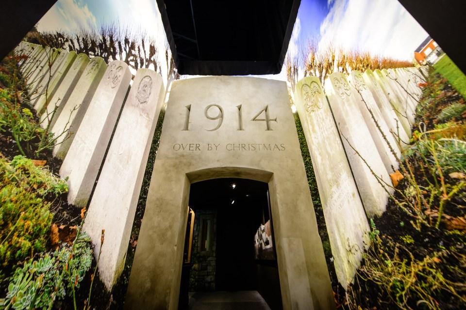 New Zealand Honeymoon The Great War Exhibition
