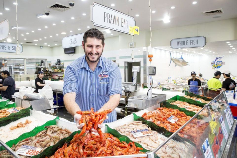 Photo via Sydney Fish Market