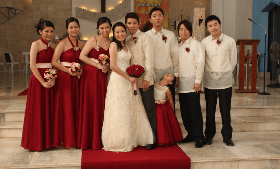Bridesmaids Dress Shops - Gretchen Pichay