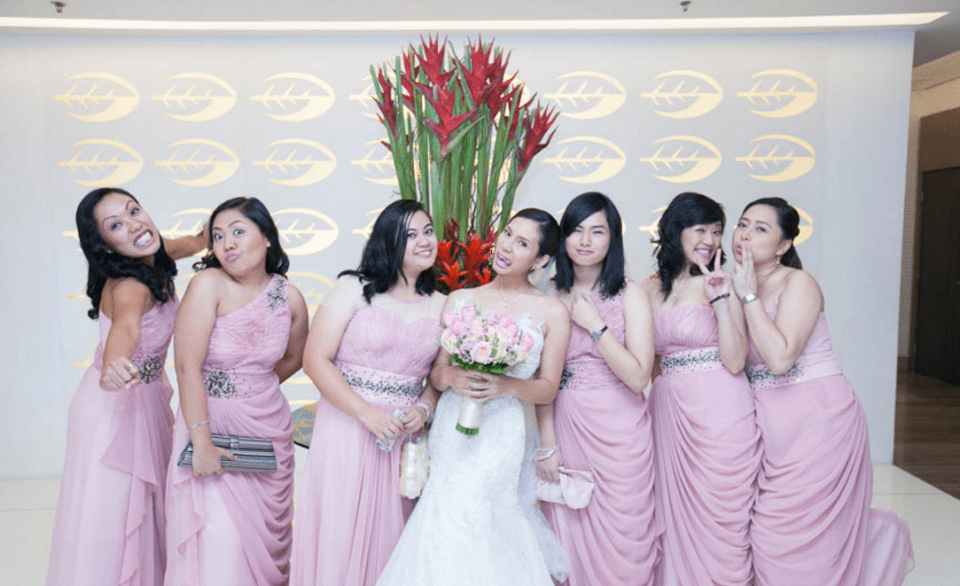 Bridesmaids Dress Shops - Mel Orlina Couture - Not Another Wedding Diary