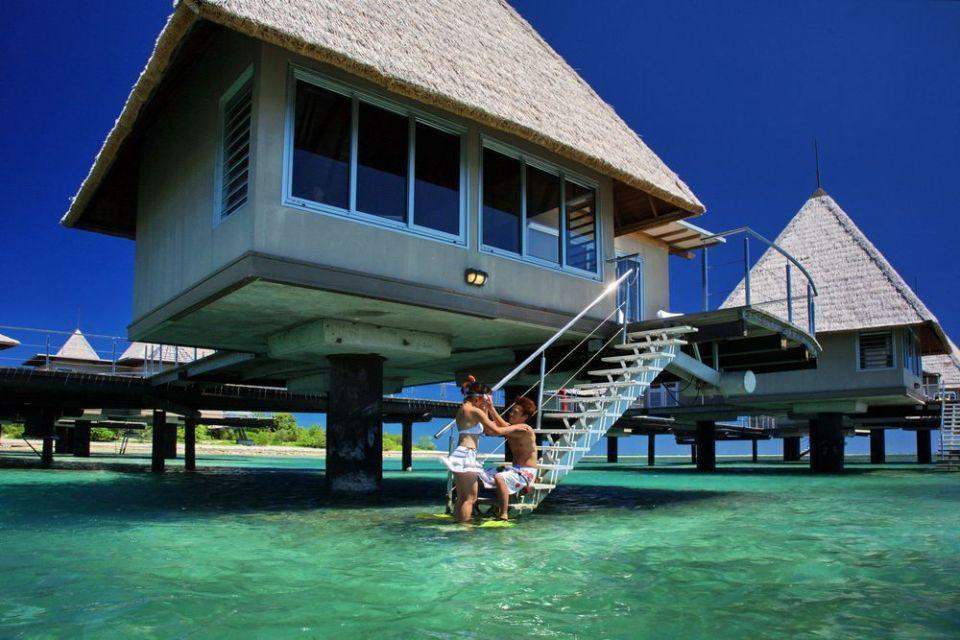 New Caledonia Honeymoon - L'Escapade Island Resort Noumea - LaCity Travel