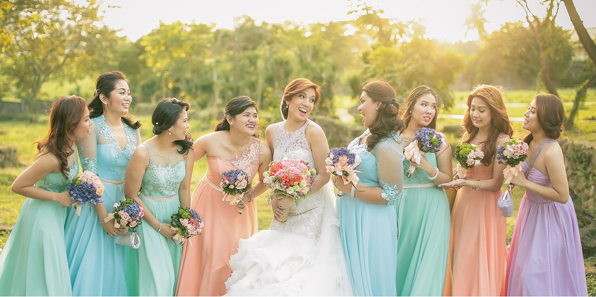 Top 10 Bridesmaids Dress Shops and Designers in the Philippines ...