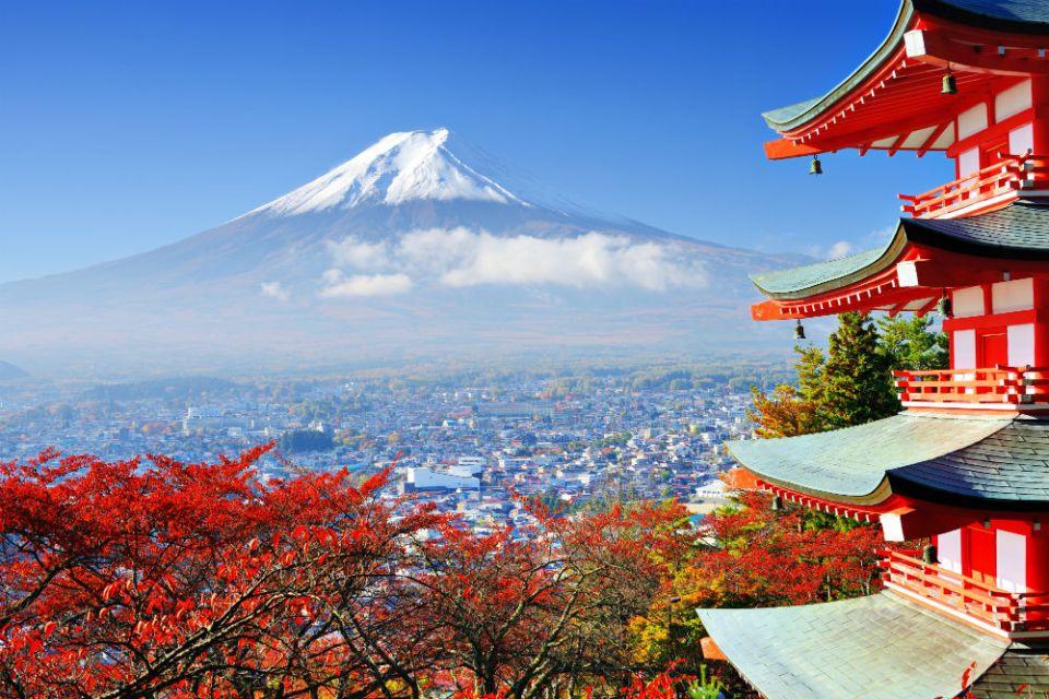 Japan Honeymoon - Mount Fuji - Imgur
