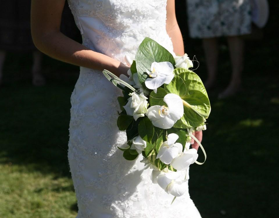 Cascade Bouquets | Floral Trends