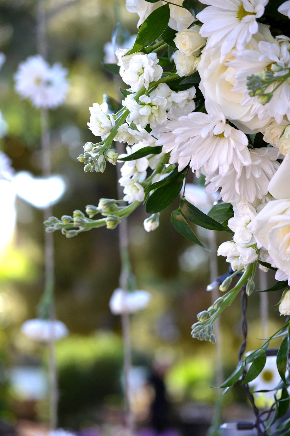 Hanging Flowers | Floral Trends