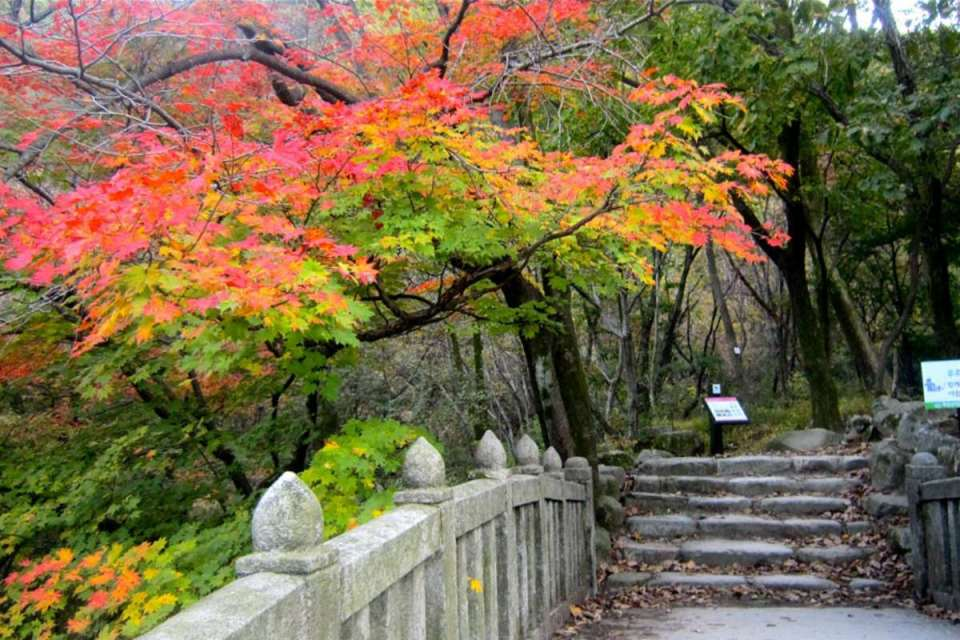 KoreaHoneymoon-Bukhansan-OnedayKorea