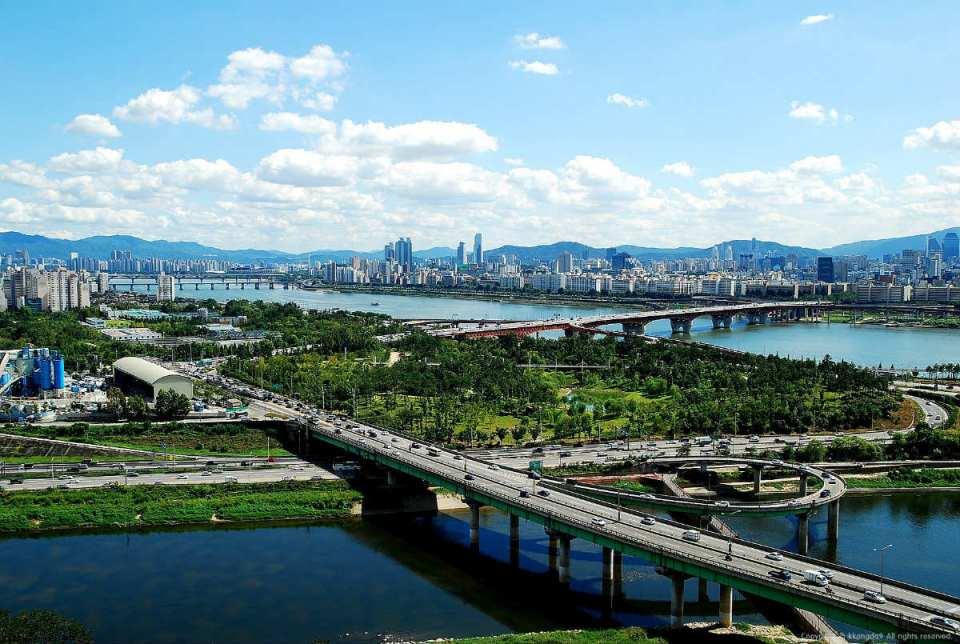Seoul - HanRiver2 - bnbhero