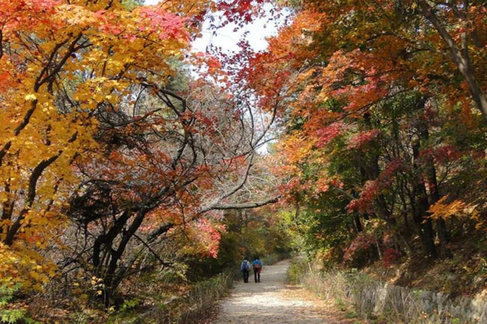 Seoul - bukhansan - koreatourinformation