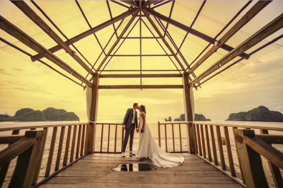 beach wedding venues malaysia - Tanjung Rhu Resort - Langkawi Photographer