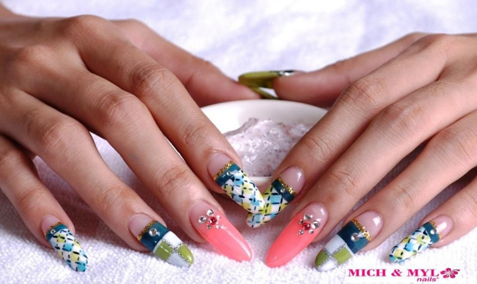 nail salons philippines - Mich & Myl Nails - Facebook
