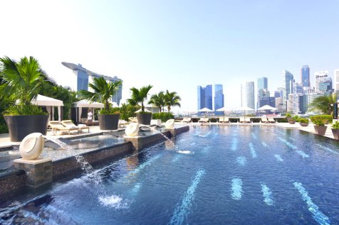 mandarin oriental pool wedding venues singapore
