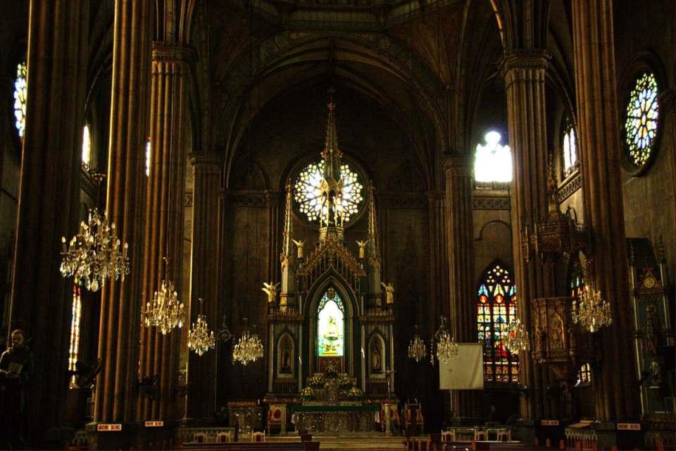 Beautiful Chapels & Churches - San-Sebastian-church - Wikimedia