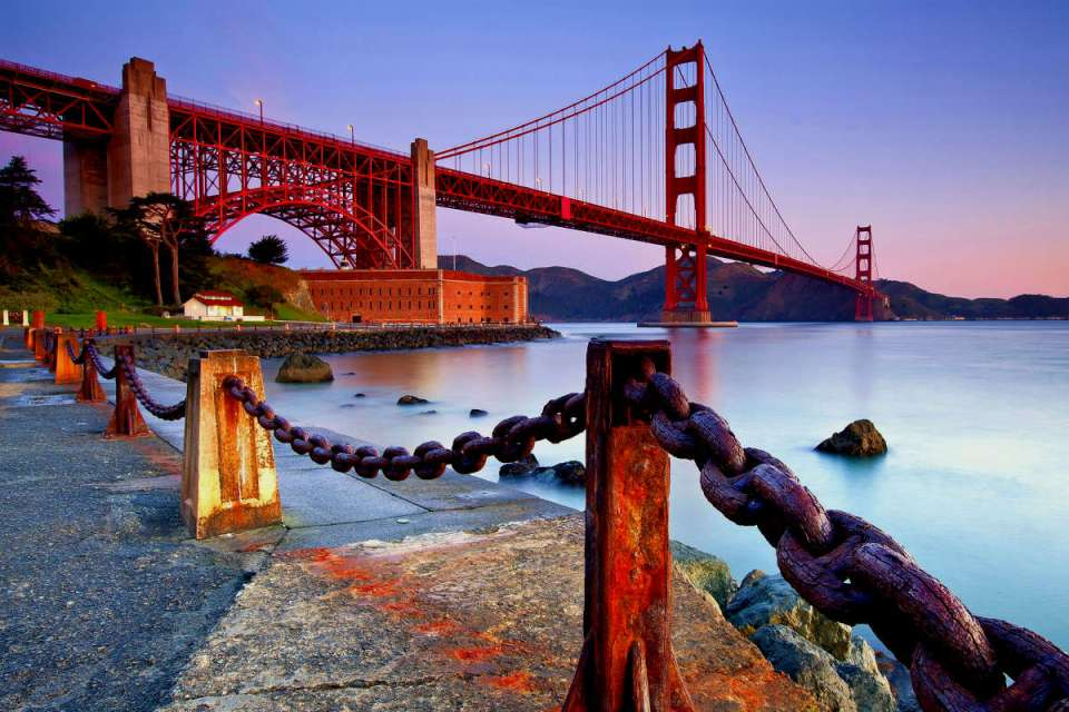 Top 17 Romantic Things To Do For Your San Francisco Honeymoon The Wedding Vow