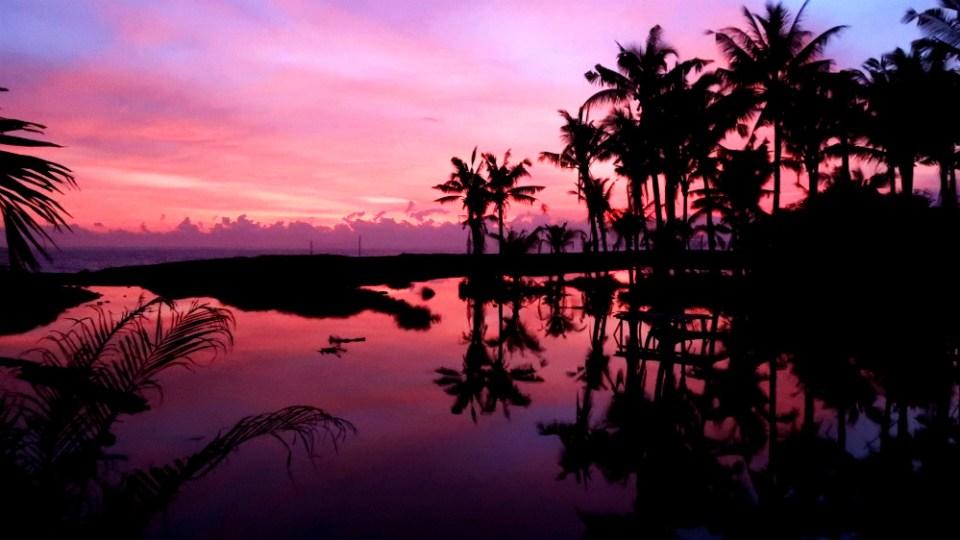 Wyndham Tamansari Jivva Bali Resort_Jivva Beach Club_Sunset