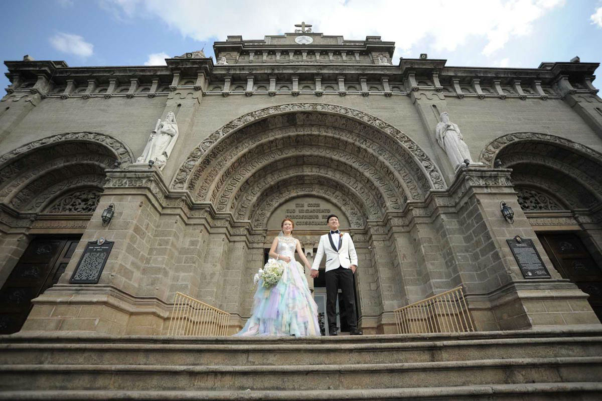 Batam Wedding Photography: Top 10 Beautiful Chapels And Churches In The Philippines