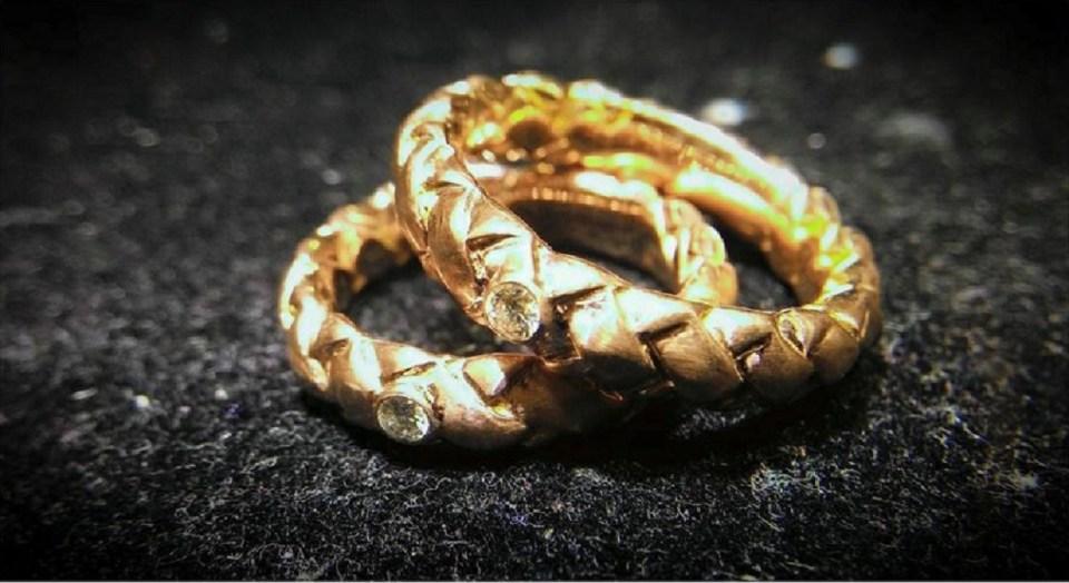 wedding rings indonesia - V & Co Jewellery