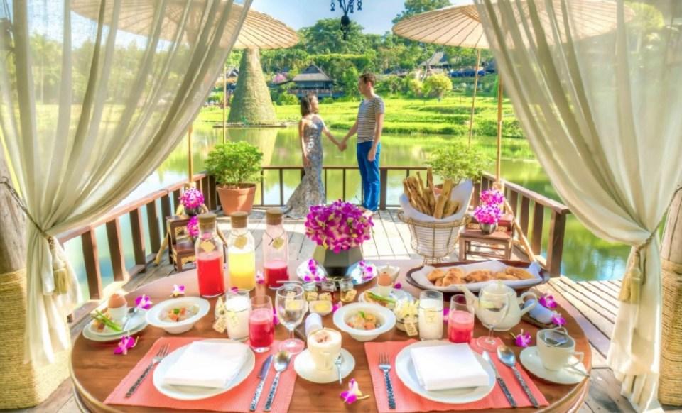 Chiang Mai Honeymoon - Four Seasons Chiang Mai - Holiday Runway