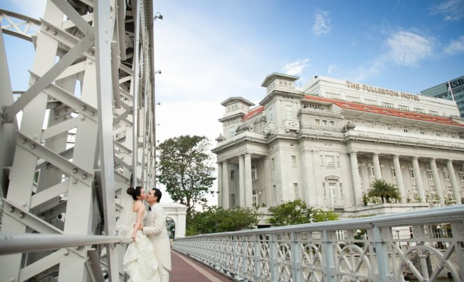 Fullerton Wedding - Wedding day Photoshoot - Groupon