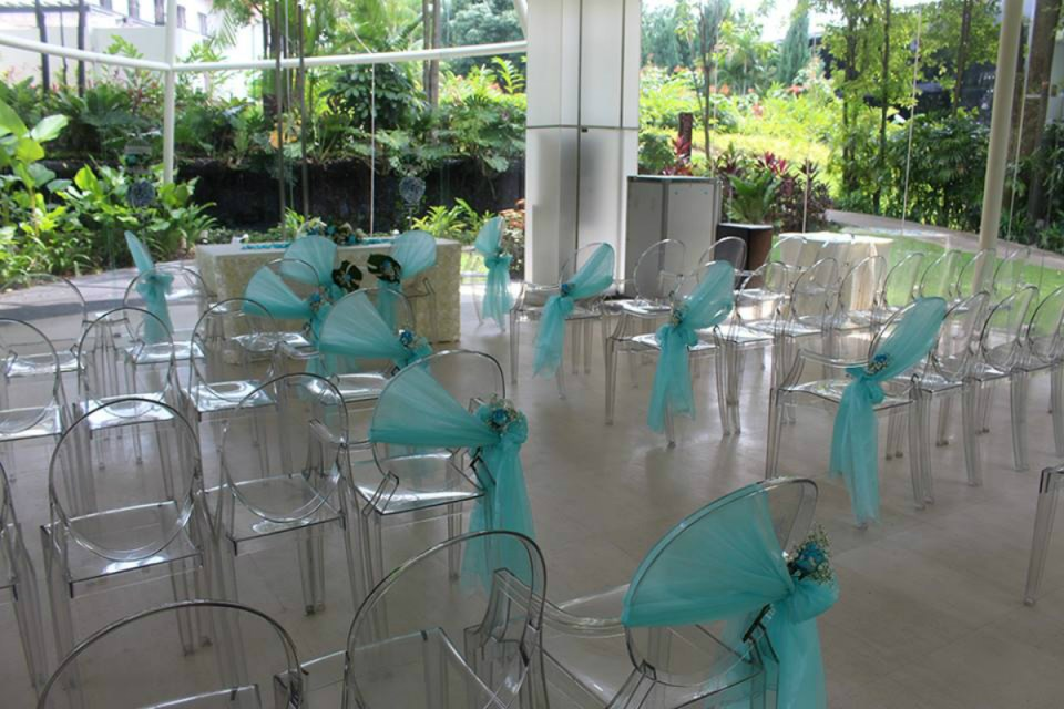 Top 10 Garden Wedding Venues in Singapore - Amara Sanctuary 2
