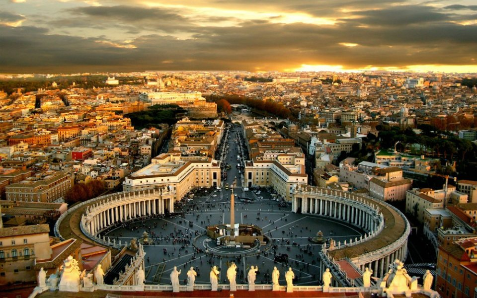 Europe Honeymoon Rome
