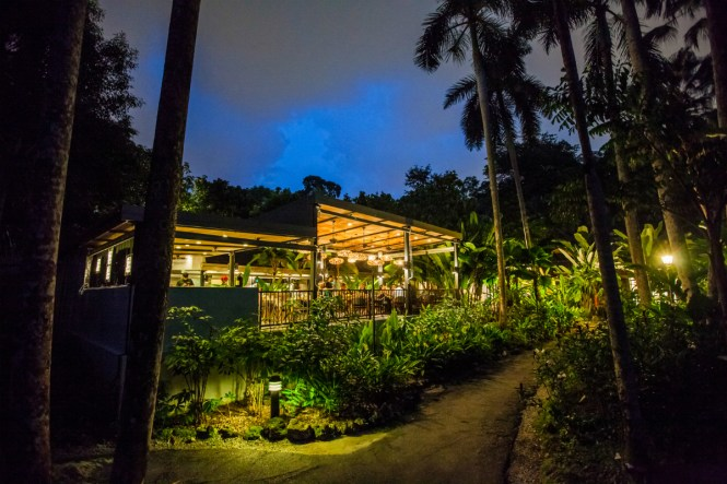 Top 10 Garden Wedding Venues in Singapore - The Halia at Singapore Botanic Gardens