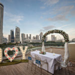 Aura – Elegant Rooftop Weddings under the Stars, where the Sky's the Limit