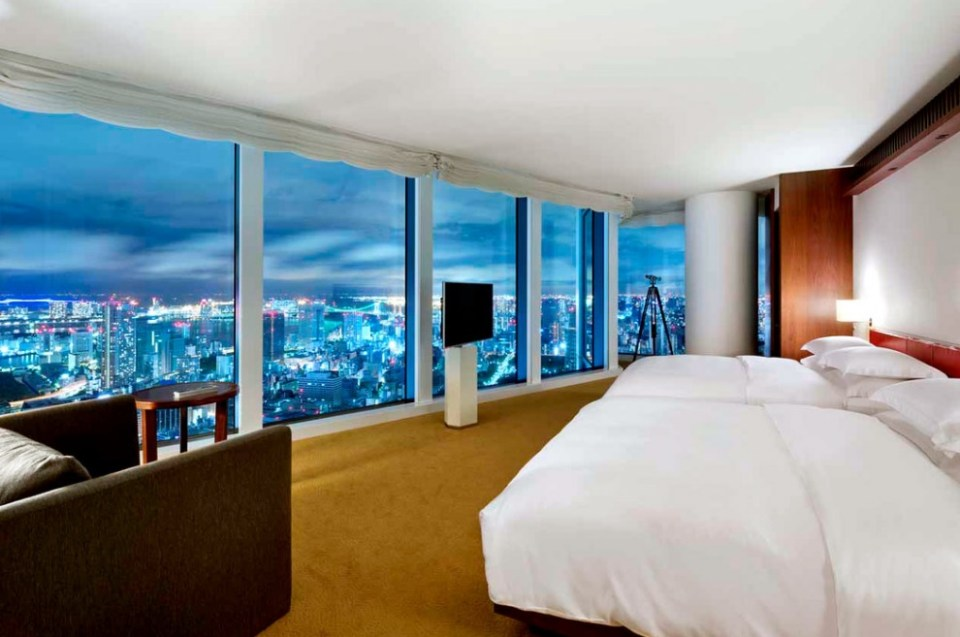 tokyo hotels - Andaz Tokyo Toranomon Hills - The New York Times