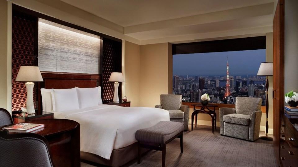 tokyo hotels - The Ritz-Carlton Tokyo