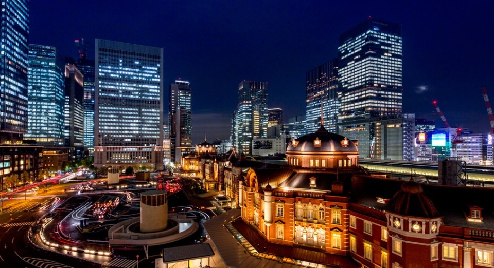 tokyo hotels - Tokyo Station Hotel - Small Luxury Hotels of the World