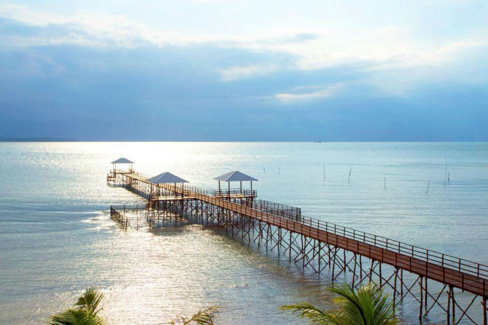 Montigo Resorts Nongsa Batam jetty