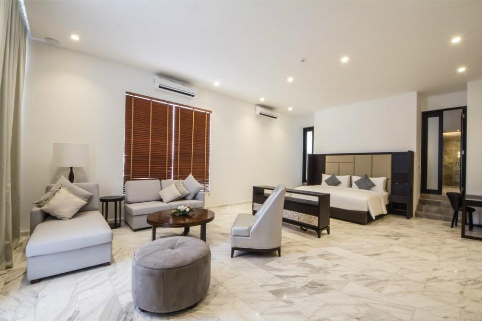 Montigo Resorts Nongsa Batam Villa Bedroom