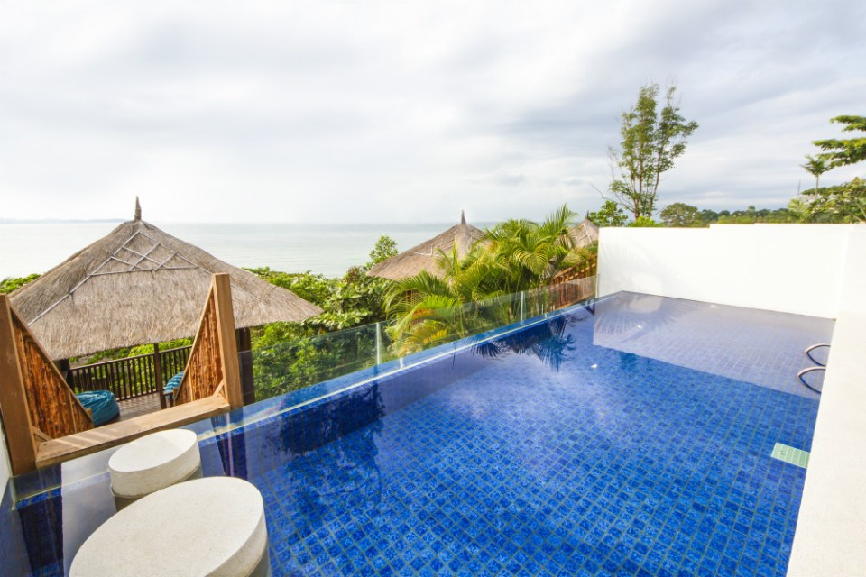 Montigo Resorts Nongsa Batam Villa Pool