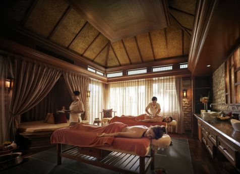 Kota Kinabalu Things to Do Shangri-La Tanjung Aru Resort & Spa Chi the Spa