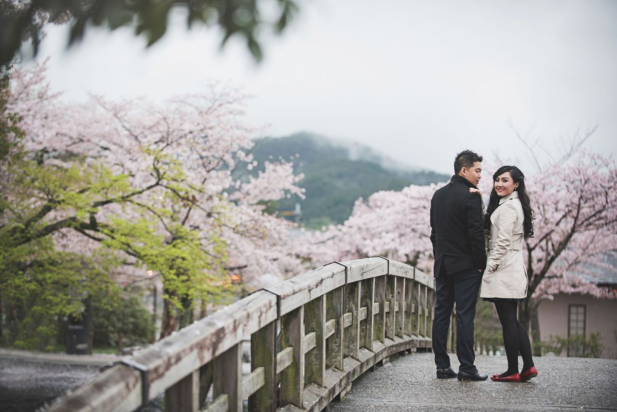 Image result for europeans in honeymoon in kyoto