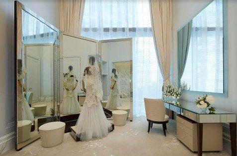 The St. Regis Kuala Lumpur Bridal Salon