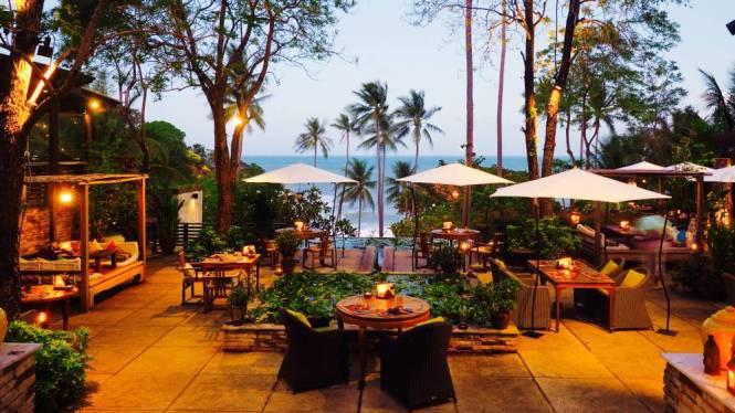 Tongsai Bay Koh Samui Wedding Chef Chom's Thai Restaurant