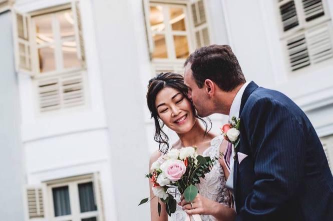 wedding makeup artists singapore Ling's Palette